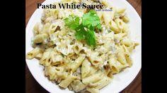Pasta in White Sauce|Penne White Sauce |Italian Pasta easy to make recipe