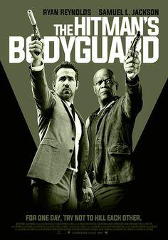 THE HITMAN'S BODYGUARD is een Amerikaanse komische actiefilm uit 2017, geregisseerd door Patrick Hughes. Hoofdrollen: Ryan Reynolds en Samual L. Jackson.