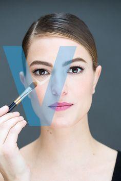 Makeup How-To: The Application Alphabet  - MarieClaire.com