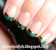 Pinked Polish: Glam FX Tips