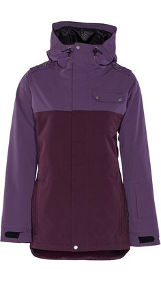 Abbey Insulated Jacket - Outerwear