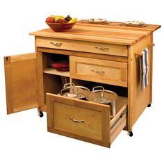 small kitchen storage on a budget | Kitchen Carts Islands ...