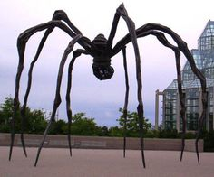 Louise Bourgeois. Maman: From the Outside In   Art & Education