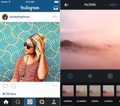 Instagram - o noua actualizare este disponibila in App Store Romania   iDevice.ro