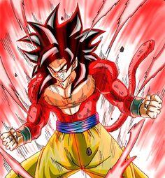 Goku SSayanjin4