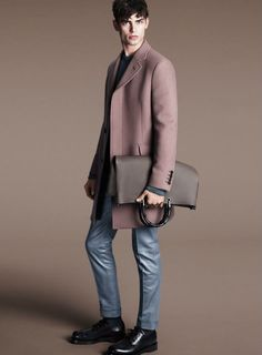 Arthur Gosse by Mert  Marcus - Gucci F/W 14.15 Campaign