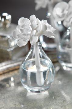 Giardino di Fiori Porcelain Diffuser - Midnight Flower