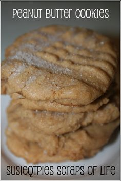 Happy National Peanut Butter Cookie Day! 6/12