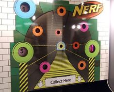 how to make nerf targets - Google Search