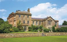 Southill House, West Cranmore, Somerset The Grade I-listed manor house dates from the early 18th century.