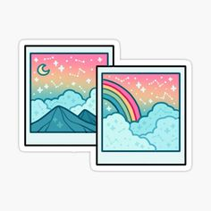 Stickers Cool, Preppy Stickers, Tumblr Stickers, Anime Stickers, Kawaii Stickers, Printable Stickers, Arte Do Kawaii, Kawaii Art, Cute Animal Drawings Kawaii