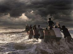 Komu w drogę. (fot. João Taborda)