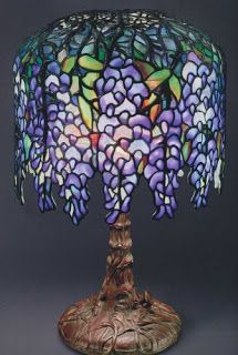 architect design™: The Lamps of Louis Comfort Tiffany