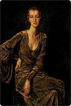 George Vanderbilt's only child, Cordelia