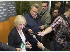 Notley works to build #yyc support but pipeline and royalty issues loom #abvote #ableg