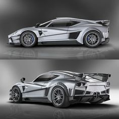 Could this 1000-hp Italian hypercar be the next contender for the fastest production car in the world!? Click link in bio to see more photos of the Mazzanti Evantra Millecavalli. #ItsWhiteNoise #Evantra #Facebook @mazzantiautomobili