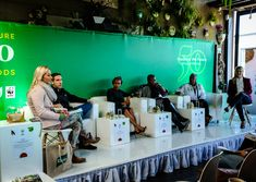 A panel of experts at the South African event shared their insights about global food security. Global Food Security, Sustainable Food, Sustainability, 50th, African, Foods, Dinner, Future, Food Food
