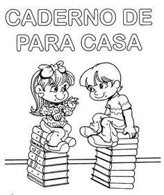Tem mais capinhas aqui:     Capas de projetos  Capas Turma da Mônica Jovem  Capas de caderno Ursinho Pooh   Capas coloridas  C...
