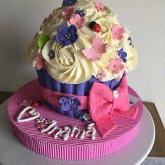 Gran cupcake para mamá | Postrería