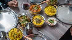 Elichi Is Black Rock's New Modern Indian Eatery From the Babu Ji Team - Concrete Playground Rock News, Black Rock, Cool Bars, Palak Paneer, Melbourne, Curry, Restaurant, Indian, Vegan