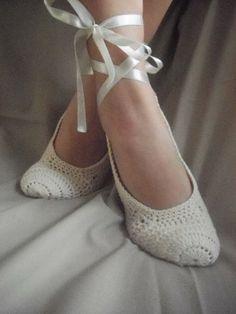 ballerina shoes :)