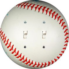 8 Best Baseball Shaped Wall Plates Switch Covers Made In Usa Images