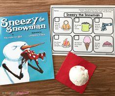 Sneezy The Snowman L