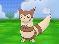 See more 'Furret' images on Know Your Meme! Pokemon Gif, Pokemon Eevee, Pokemon Fan Art, All Pokemon, Pikachu, Pokemon Stuff, Pokemon Starters, Kawaii, Lovely Creatures