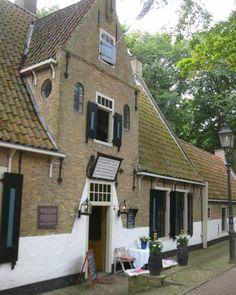 Restaurant het Armhuis op Vlieland