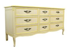 Drexel Touraine French Provincial Dresser