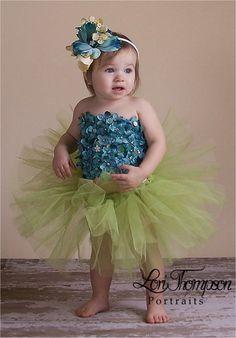Flower Girl Dress, Tutu Dress, Blue Tutu Dress, Green Tutu Dress, Outfit of Choice, Pageant Dress, 3m, 6m, 9m, 12m, 18m, 24m on Etsy, $60.00