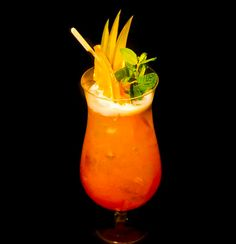 we have the best Tropical Swing #Cocktail #Drink #Bar