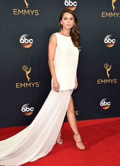 Keri Russell | Emmys 2016 Red Carpet Fashion: See What the Stars ...