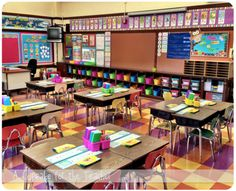 My Classroom!  My Classroom!