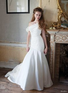 MiaMia Bridal Wedding Dresses 2011 | Wedding Inspirasi