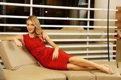 Romania, Bodycon Dress, Formal Dresses, Red, Fashion, Dresses For Formal, Moda, Body Con, Formal Gowns