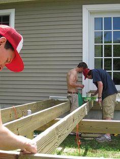 DIY Deck Building Tips - InfoBarrel