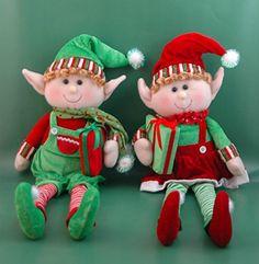 All Things Christmas, Christmas Holidays, Christmas Crafts, Xmas Costumes, Elves And Fairies, Santas Workshop, Felt Art, The Elf, Little Darlings