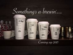 Pregnancy Announcement Starbucks Coffee