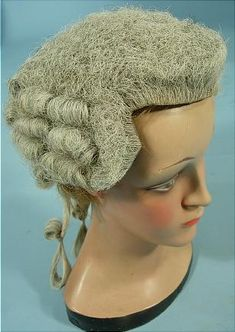 15 Barrister wig ideas | barrister wig, antique dress, barrister
