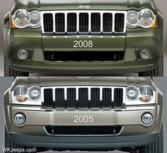 Removing Lower Front bumper on 2005 Jeep Grand Cherokee, Jeep Wk, Jeep Srt8, Off Road Camping, Jeep Truck, Jeep Wrangler Unlimited, Jeep Life, Mitsubishi Pajero, 4x4
