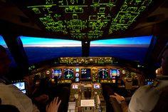 In-flight B777 | Flickr - Photo Sharing!