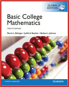 Solution manualdiscrete mathematics and its application by kenneth httpdticorpraterp27176873basic college mathematics 12 edition global basic college mathematics 12 edition global edition by marvin l fandeluxe Images