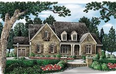 Really Really like this plan! (Jaci)  Filmore Park - Home Plans and House Plans by Frank Betz Associates