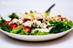 Tortellinisalaatti by Foodassion