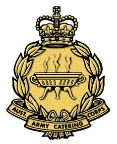 Australian Army Catering Corps.