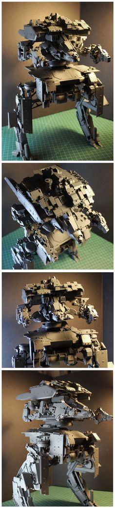 ProgV - parts are from 7 different model kits including M2 Bradley and Apache