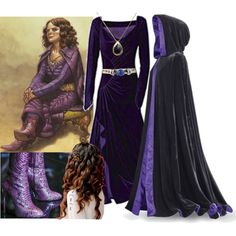 """ExtraOrdinary Wizard Marcia Overstrand"" by liesle on Polyvore"