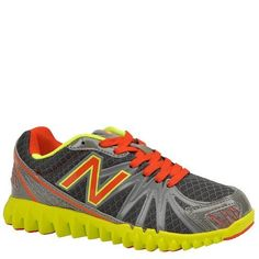 New Balance K2750 NB Groove Running Shoe (Little Kid/Big Kid),Grey/Yellow,1.5 W US Little Kid New Balance. $59.95. Intensely cushioned for comfort with cool style to spare. Mesh. Rubber sole. Lightweight NB Groove technology. EVA foam footbed. Synthetic/mesh upper. Non-marking rubber outsole