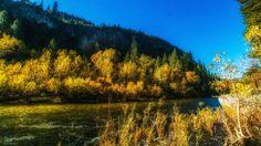 'Golden Hour in Yosemite' -